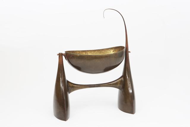 , 'Sculptural cradle,' ca. 1986, Magen H Gallery