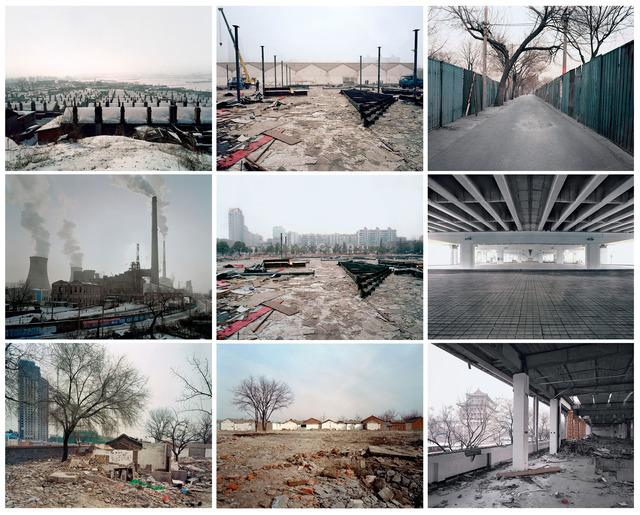 Ai Weiwei, 'Provisional Landscapes 暂时的风景,' 2002-08, The Metropolitan Museum of Art