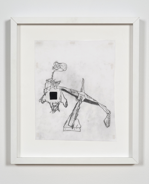 , 'Black tape 0019,' 2010, Mana Contemporary