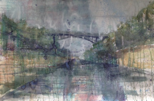 , 'Route 80 East,' , Hugo Galerie