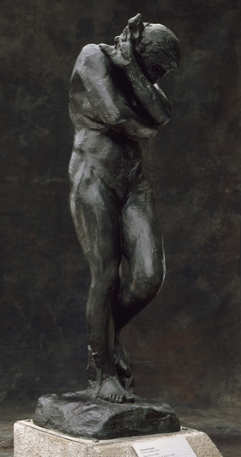 Auguste Rodin, 'Eve', first modeled ca. 1881; this cast 1968, Los Angeles County Museum of Art