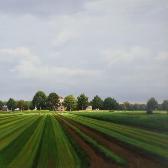 , 'Dutch Stripes,' 2016, Gallery Henoch