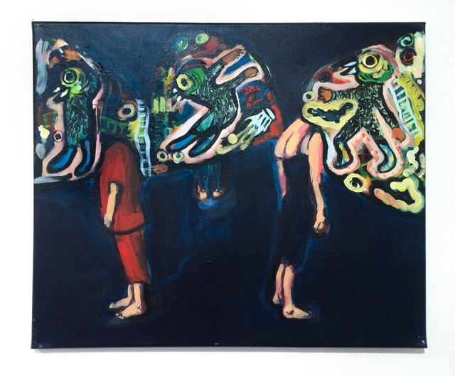 , 'Whispers 2,' 2018, Kristin Hjellegjerde Gallery