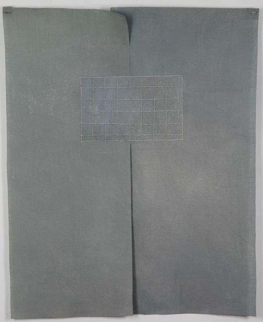 , 'Grid Patch,' 2019, Carter Burden Gallery