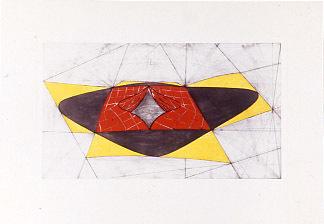 John Newman, 'Medio Romano Giallo', 1988, BAM