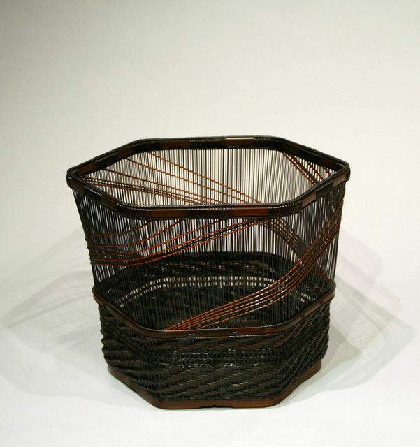 , 'Yamaji-ami Kushime Flower Basket,' 1985, TAI Modern