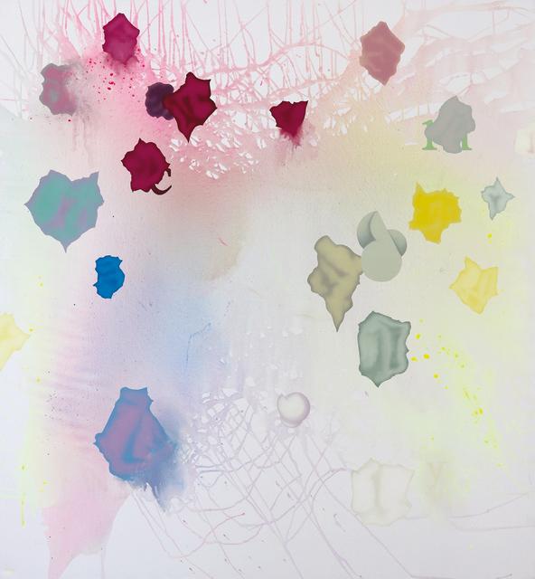 , 'Untitled (cmy),' 2016, Kadel Willborn