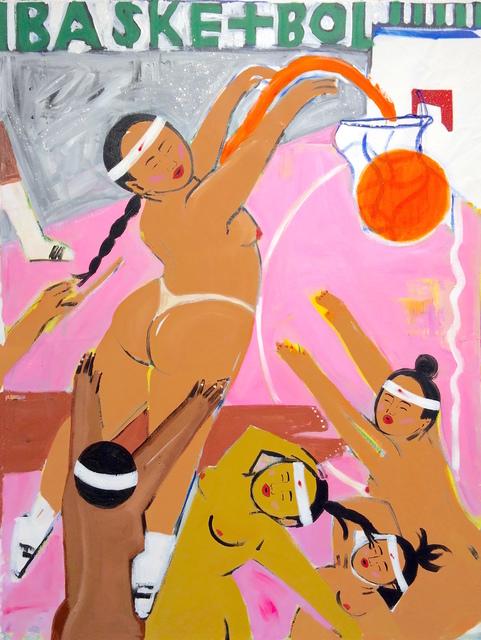 , 'Basketbol #1,' 2017, New Image Art