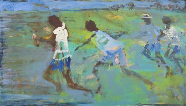, 'Runaway Try,' 2014, Wentworth Galleries