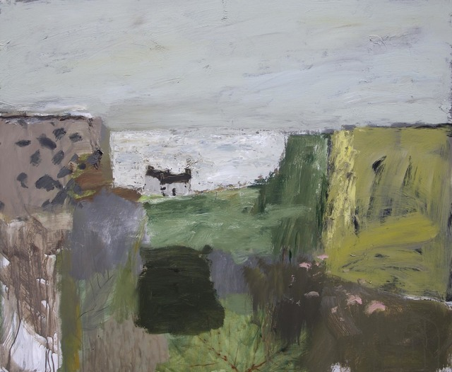 , 'Gorse Fields,' 2015, Cadogan Contemporary