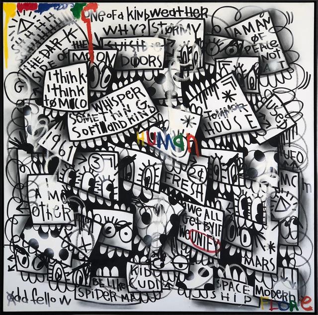 , 'Modern Day Doodles,' , Art Angels