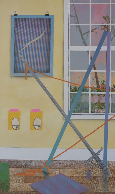 , 'Sword of Stoned,' 2017, Antieau Gallery