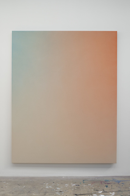 , 'Fade II (Turquoise Blue Orange),' 2014, Vigo Gallery