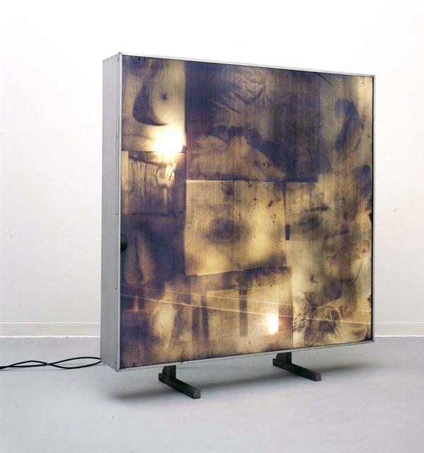 Robert Rauschenberg, 'Audition (Carnal Clock)', 1969, Robert Rauschenberg Foundation