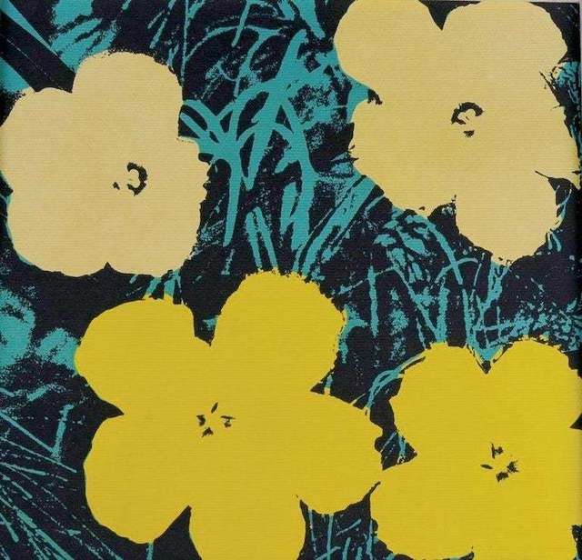 Andy Warhol, 'Flowers VII', 1970, michael lisi / contemporary art