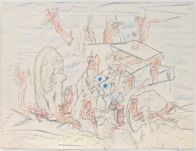 , 'Les voix souterraines de l'avenir,' , Galerie Diane de Polignac & Chazournes