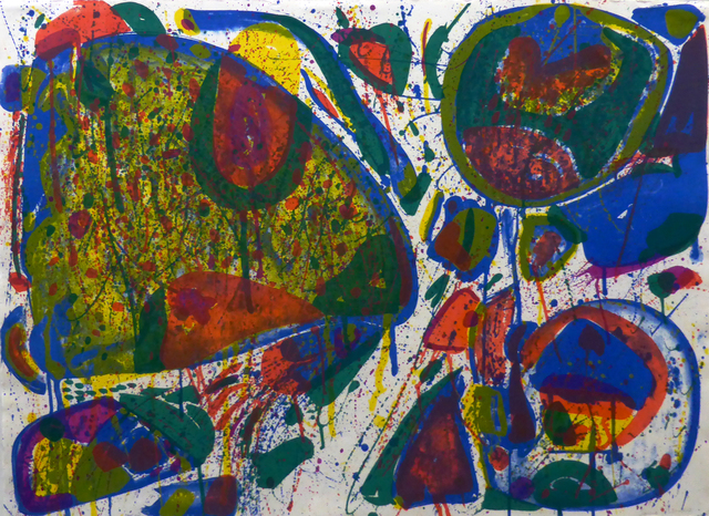, ' Bright Jade Ghost (Variant II),' 1963, Gilden's Art Gallery