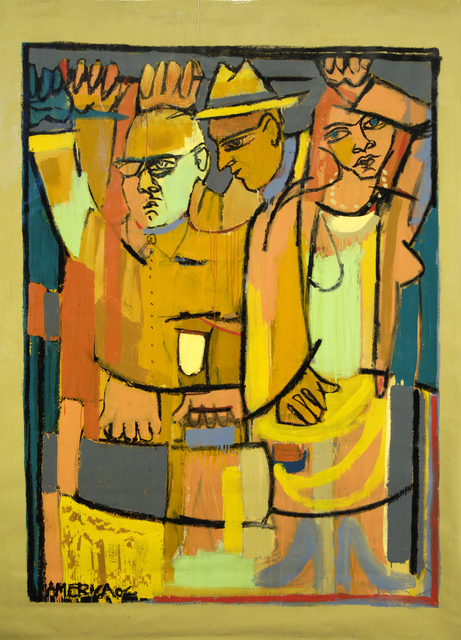, 'Monday Night Train,' 2006, JoAnne Artman Gallery