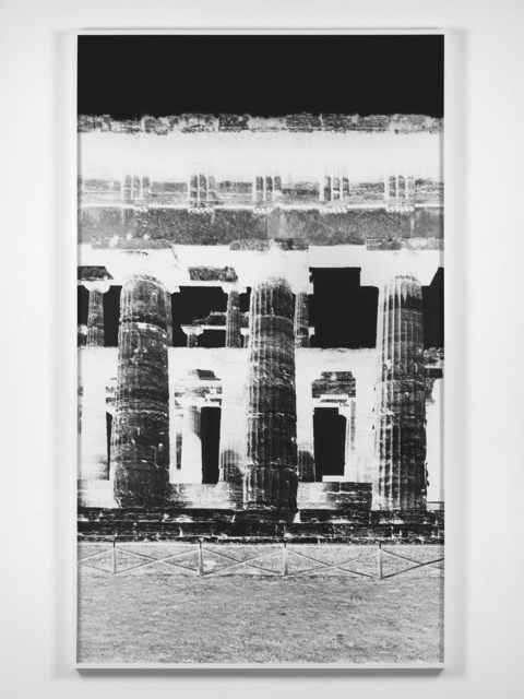 , 'Temple of Nettuno, Paestum, XXIV: October 26, 2015,' 2015, Alfonso Artiaco