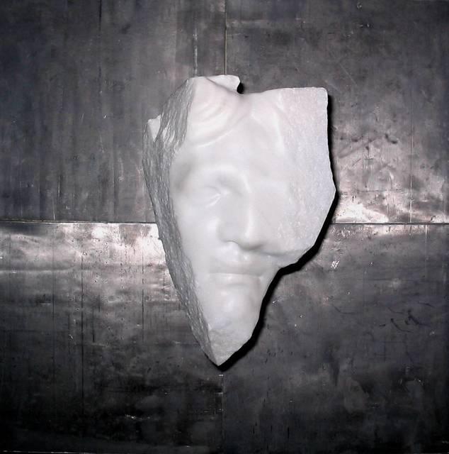 , 'Per grazia ricevuta,' 2007, Galleria Giovanni Bonelli