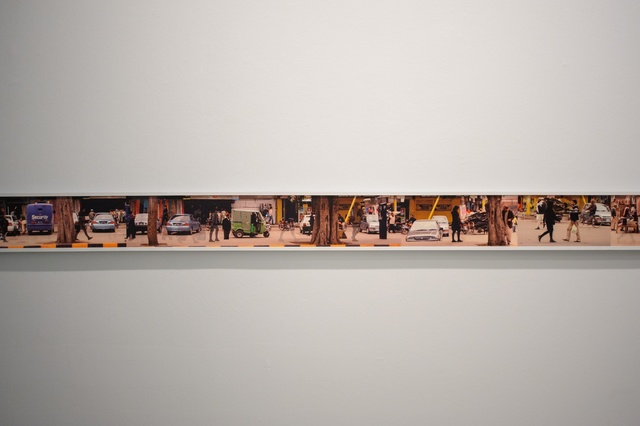 , 'Kahani Eik Shehr Ki (story of a city),' 2012, Singapore Art Museum (SAM)