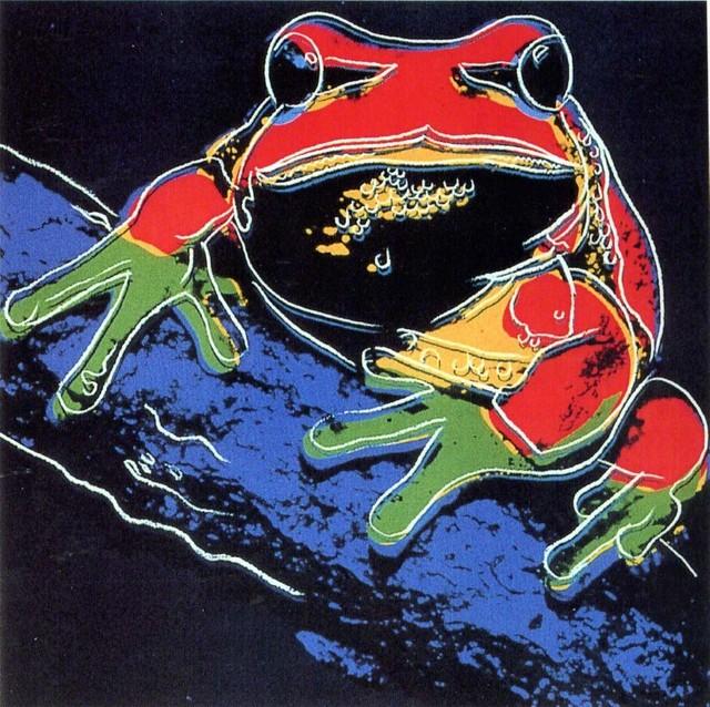 Andy Warhol, 'Pine Barrens Tree Frog', 1983, OSME Fine Art