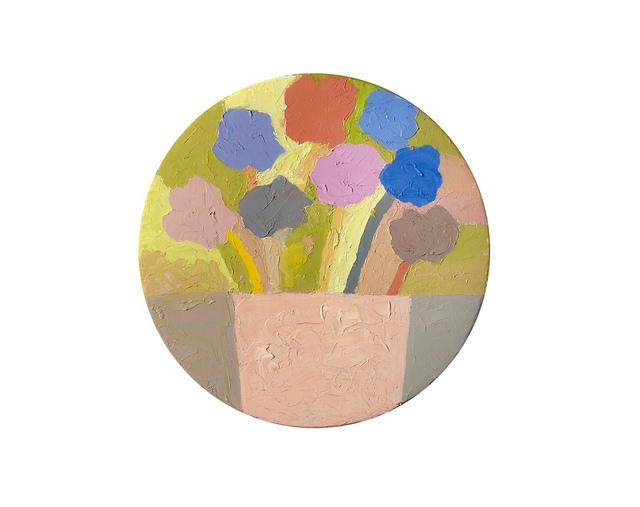 Etel Adnan, 'Jardin 6', 2018, Galerie Lelong & Co.
