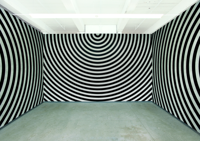 , 'Wall Drawing #462,' 1986, MASS MoCA