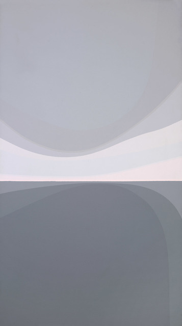 , 'Landscape: Grey and Pink,' 1979, Louis Stern Fine Arts