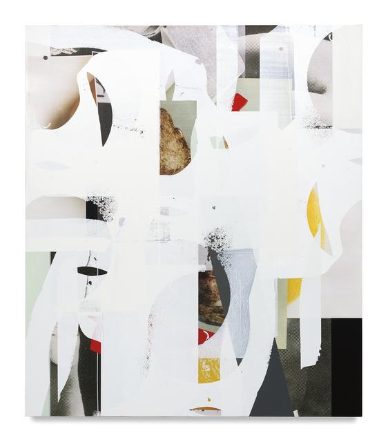 , 'Composite 27 (slack-jaw),' 2017, Miles McEnery Gallery