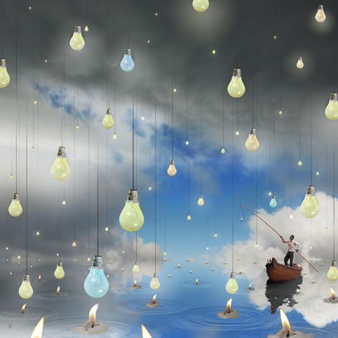 , 'L'allumeur de réverbères celestes,' , Simard Bilodeau Contemporary