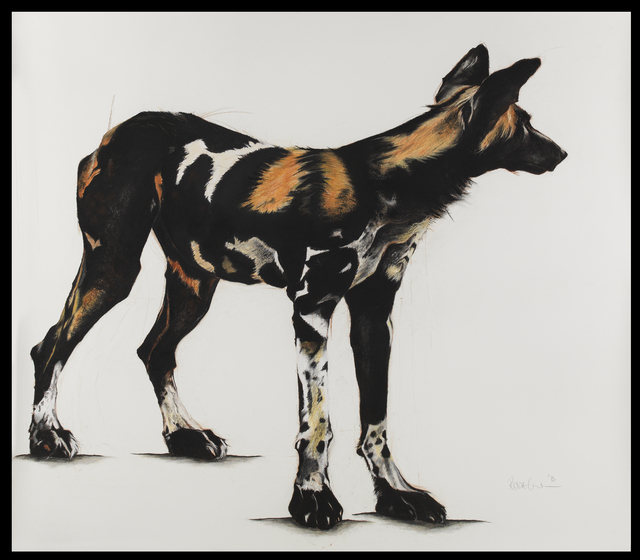 , '28. Large African Wild Dog IV,' , Sladmore Contemporary