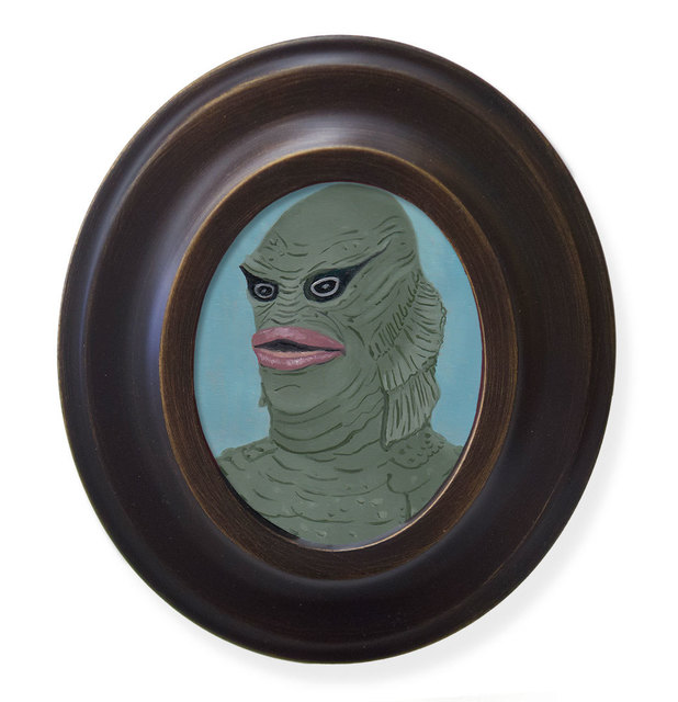 , 'Creature From The Black Lagoon ,' 2017, Spoke Art