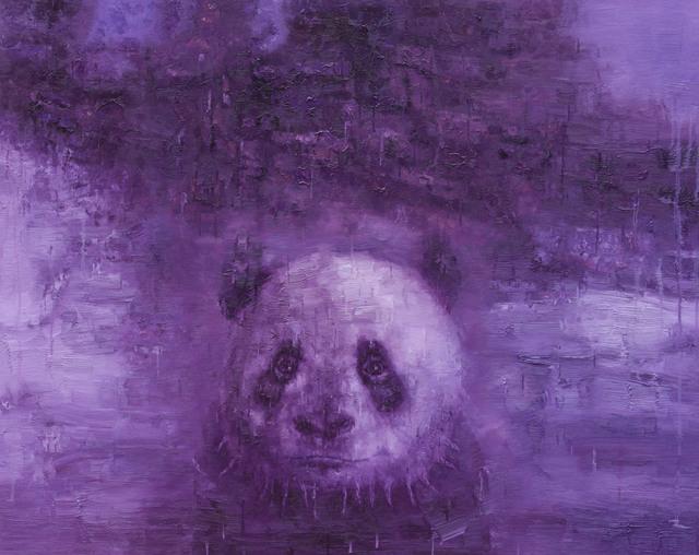 , 'Shan Shui with Panda 1903,' 2019, Nanda\Hobbs