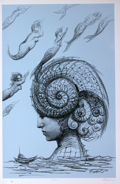 , 'Mermaids,' 2002, La Siempre Habana