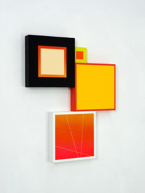 , 'Spatial Object (III),' 2018, Kristin Hjellegjerde Gallery