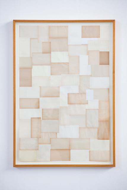 , 'Silent Drawing No.21,' 2010, Casa Triângulo