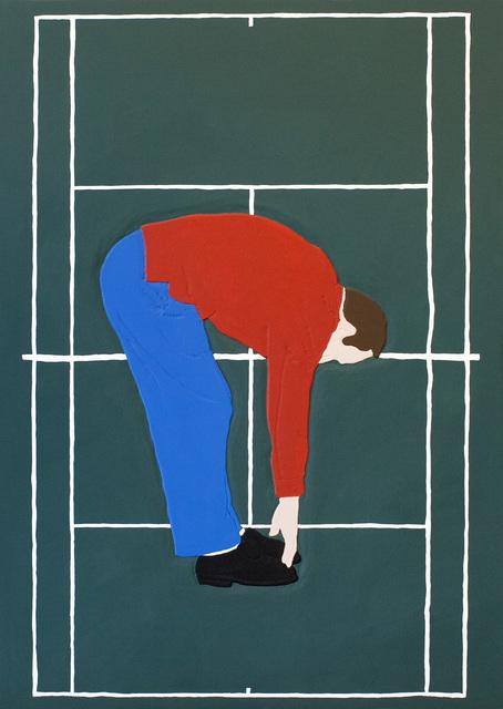 ", '""Tennis Stretch"",' 2019, First Amendment"