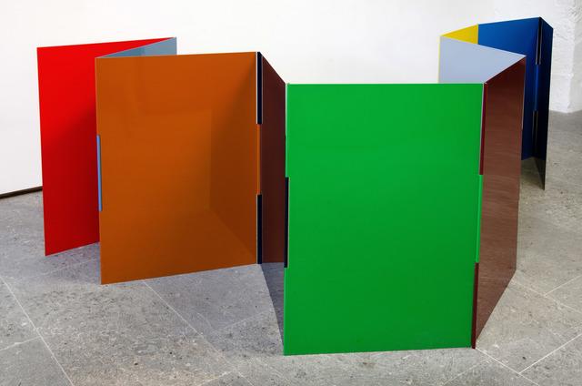 , 'Jardin d'Omar II,' 2014, Galerie Laurence Bernard