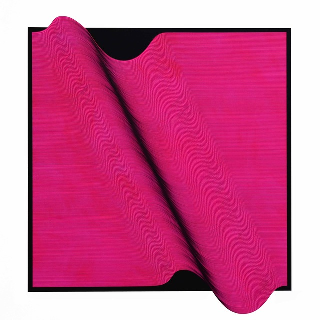 , 'Pink Fluo Surface 2019 - Abstract painting,' 2019, Contempop Gallery