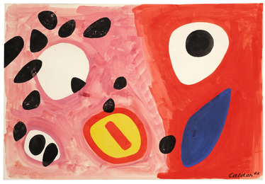 Alexander Calder, 'Attention,' 1965, Sotheby's: Contemporary Art Day Auction
