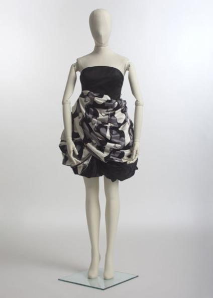 , 'Elle.  Elle, 2013, Installation view.  Palais de Tokyo, Paris.  ART CAPSUL Curated by Stacy Engman exhibition, July 2013.  Haute Couture.,' , ART CAPSUL