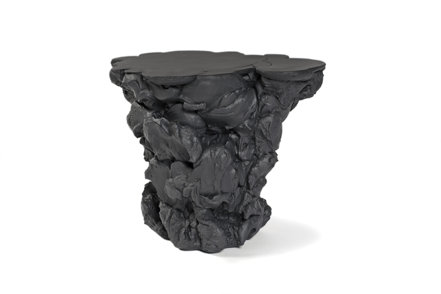 , 'Side Table Rubber,' 2007, Machado - Muñoz