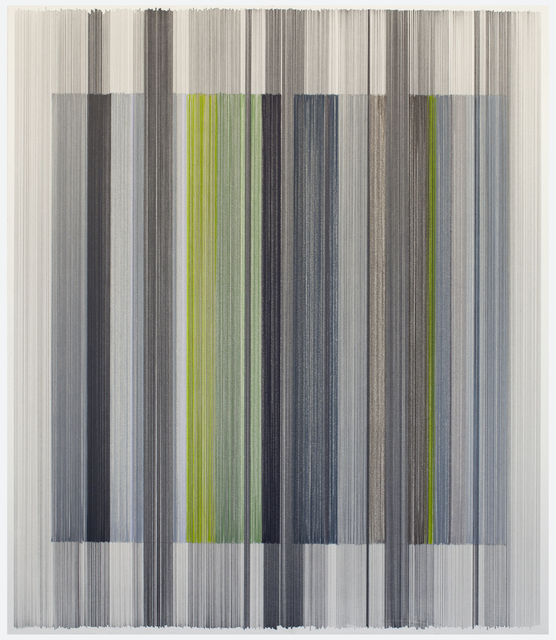, 'unfold 09,' 2016, Carrie Secrist Gallery