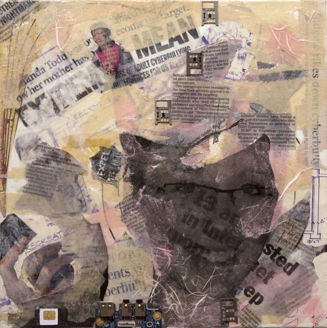 , 'Social Media,' 2016, Infuse Gallery
