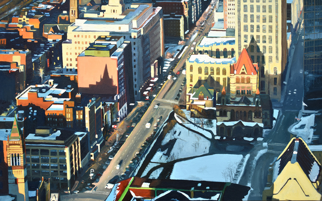 , 'Boylston Street,' , Davis Gallery & Framing