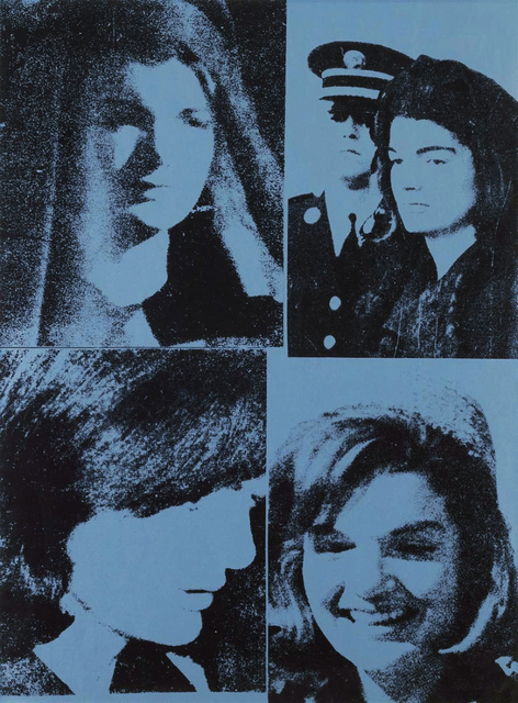 , 'Jacqueline Kennedy III (Jackie III), II.15,' 1966, Hamilton-Selway Fine Art