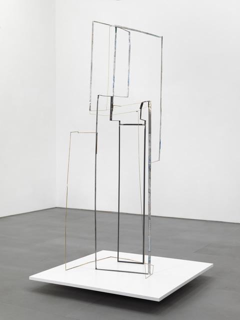 , 'second self unravelled,' 2012, carlier | gebauer