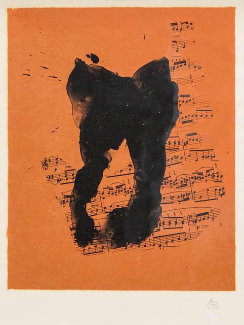 , 'Music for J.S. Bach,' 1989, Galerie d'Orsay