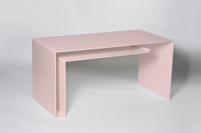 , 'Carton Desk,' 2014, Rauminhalt